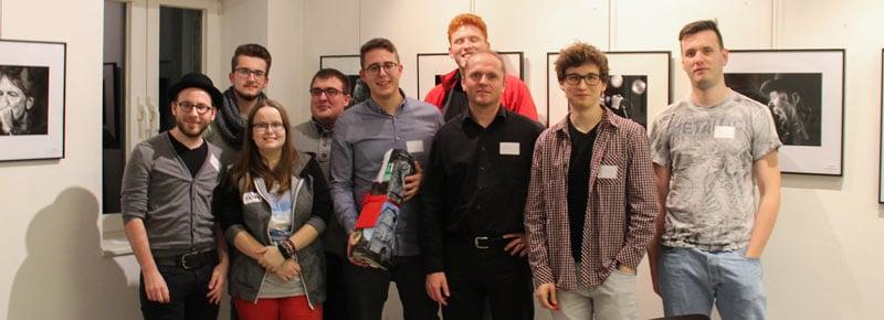 Junge SPD Mitglieder