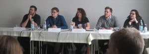 Jugend Checkt Politik Redner