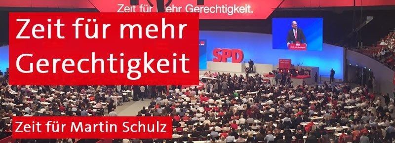 Banner Bundesparteitag