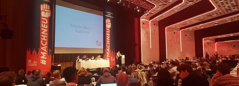 Landeskonferenz der JUSOS NRW