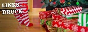 Weihnachten wird unter 'm Weihnachtsbaum entschieden