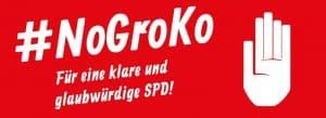 #NoGroKo