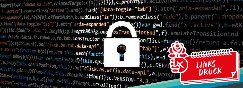 Datenschutz, Datenschutz mach was immer der Datenschutz macht…