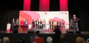 Regionalkonferenz der SPD in Troisdorf