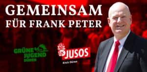 Gemeinsam für Frank Peter